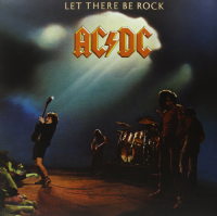 AC/DC-Let There Be Rock (Remastered 180g Vinyl) [2009]